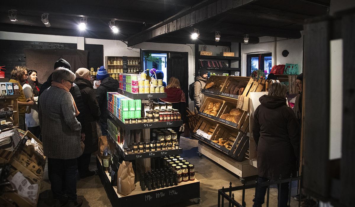 Ny butik i Dalby